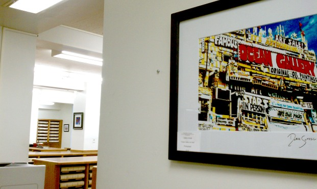 My Views Exhibit in the Dauphin County Courthouse