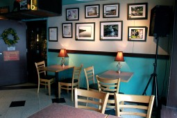 Nature Photography Exhibit in Mj's Coffeehouse