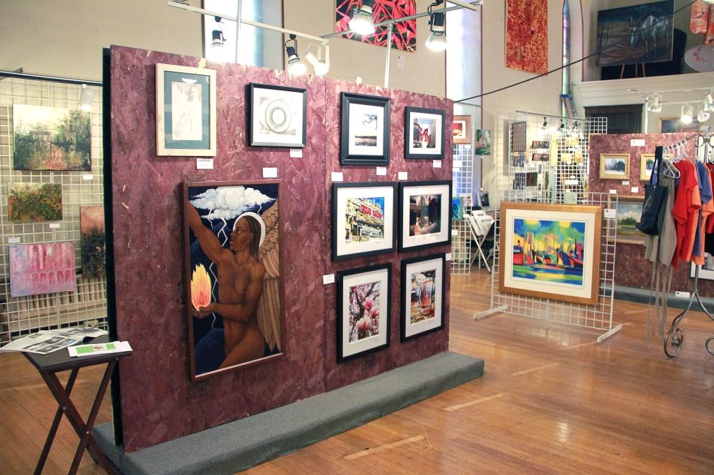 art gallery exhibit 2