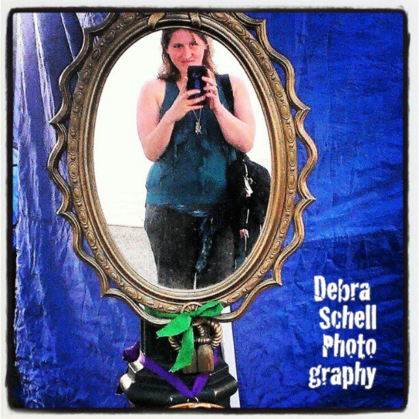 Artsfest 2013 Self Portrait