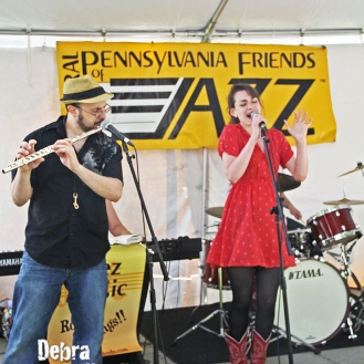 Central PA Friends of Jazz Musician, Trez Music Youth Jazz Band