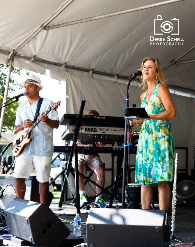 A Sought Out City performs at the Kipona Riverfront Festival in Harrisburg on Sept. 7, 2015.
